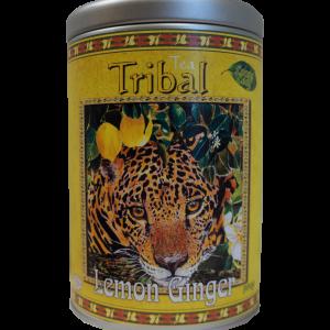 Lemon Ginger – 300gm Airtight Refillable Decorative Canister