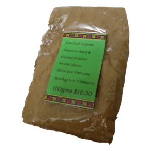 Guarana Powder  – 100g Packet
